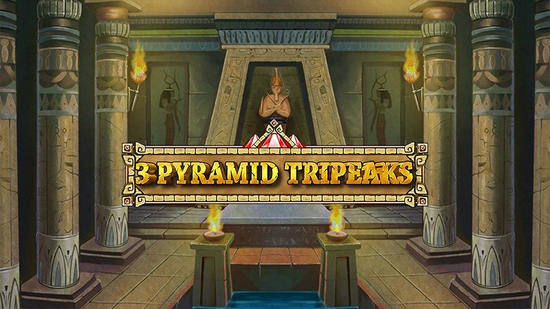 Image 3 Pyramid Tripeaks 2