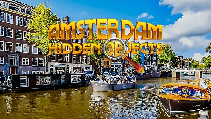 Image Amsterdam Hidden Objects