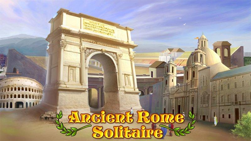 Image Ancient Rome Solitaire