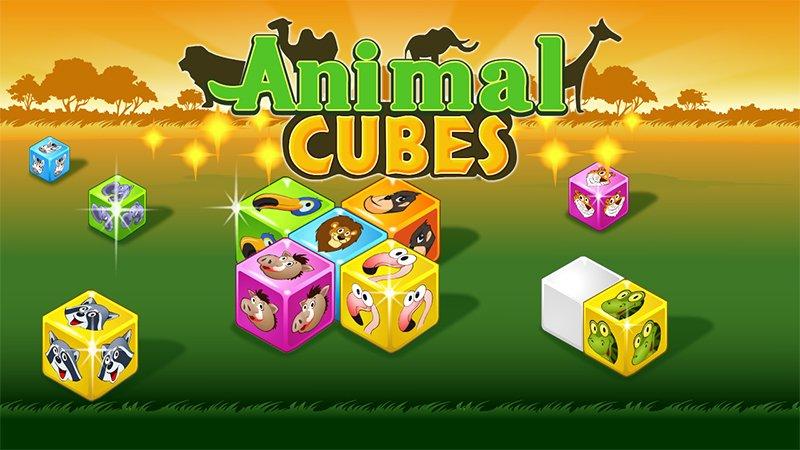 Image Animal Cubes