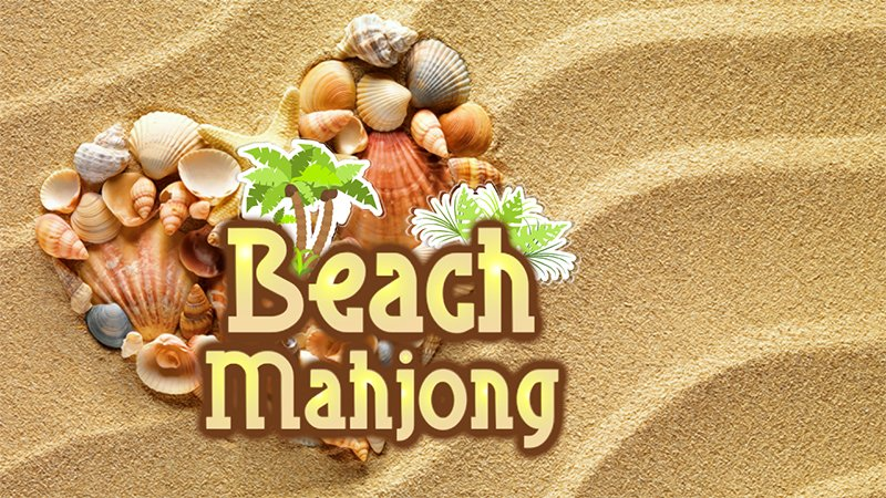 Image Beach Mahjong