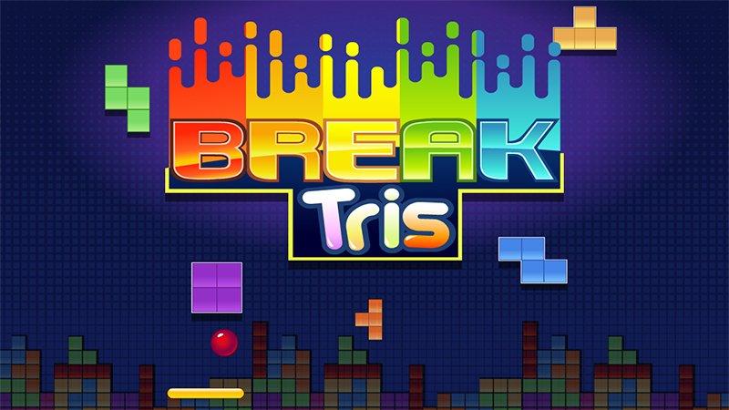 Image Break Tris