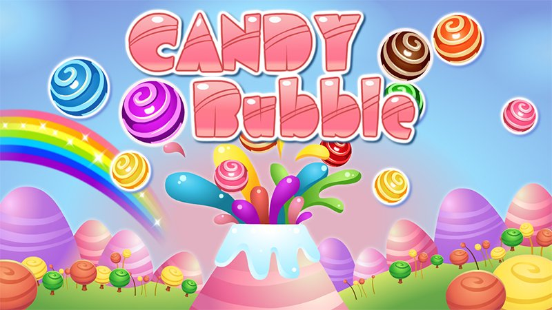Image Candy Bubble