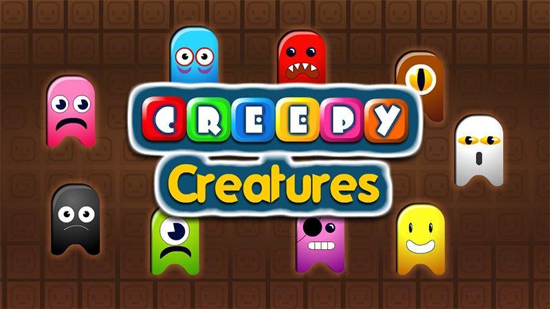 Image Creepy Creatures