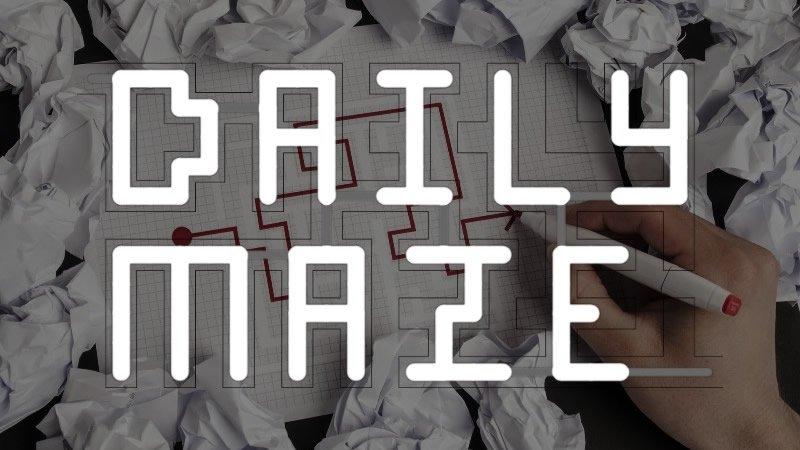 Image Daily Maze