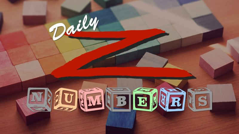 Image Daily ZNumbers