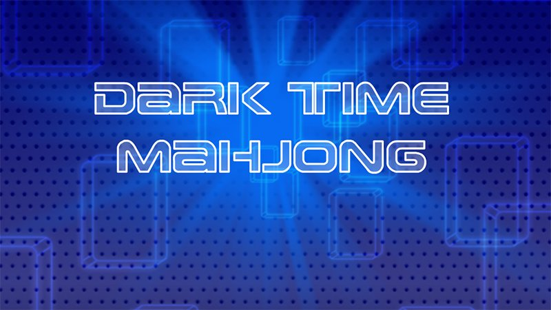 Image Dark Time Mahjong