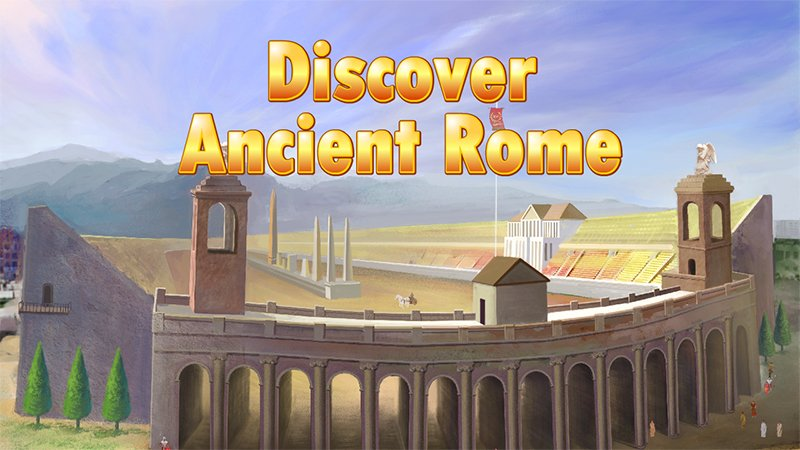 Image Discover Ancient Rome