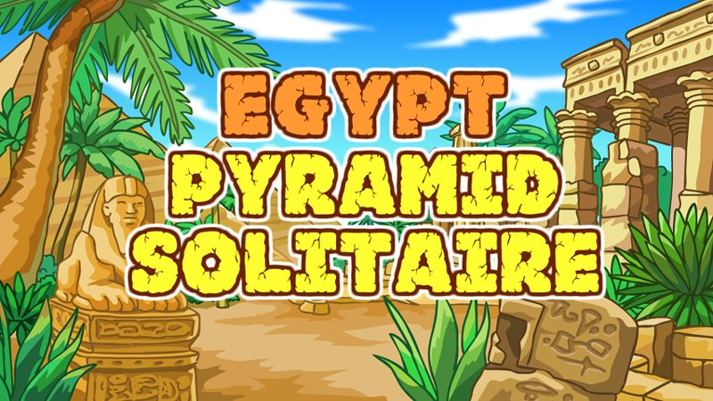 Image Egypt Pyramid Solitaire