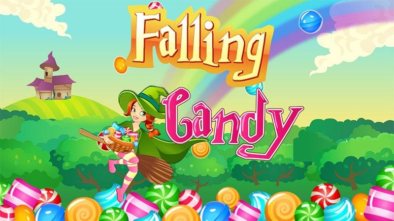 Image Falling Candy