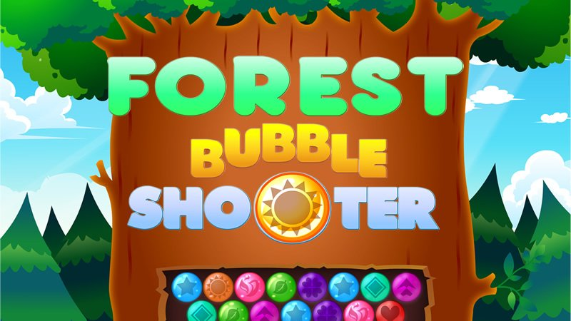 Image Forest Bubble Shooter