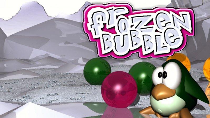 Image Frozen Bubble