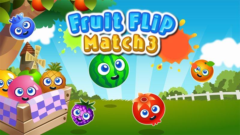 Image Fruit Flip Match 3