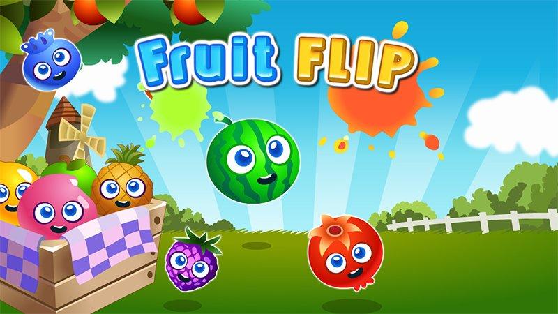 Image Fruit Flip