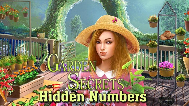 Image Garden Secrets Hidden Numbers