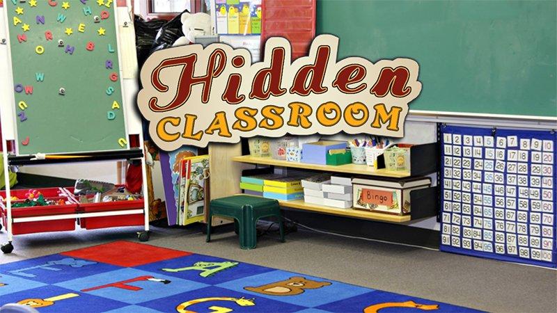 Image Hidden Classroom