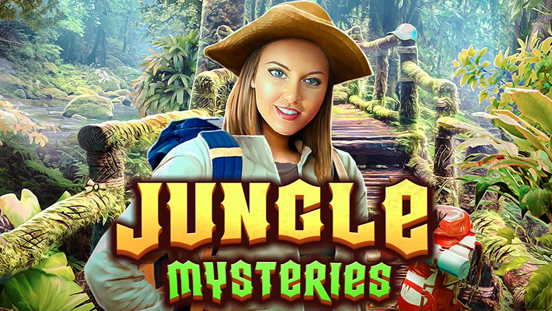 Image Jungle Mysteries