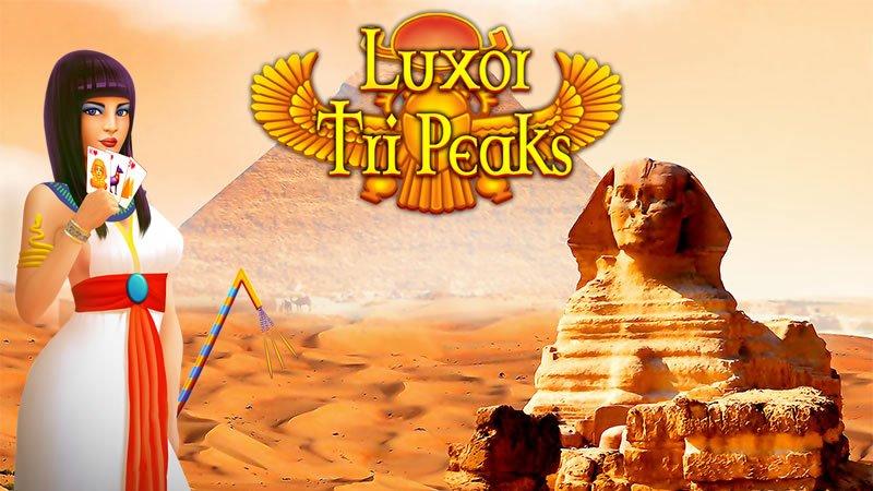 Image Luxor Tri Peaks