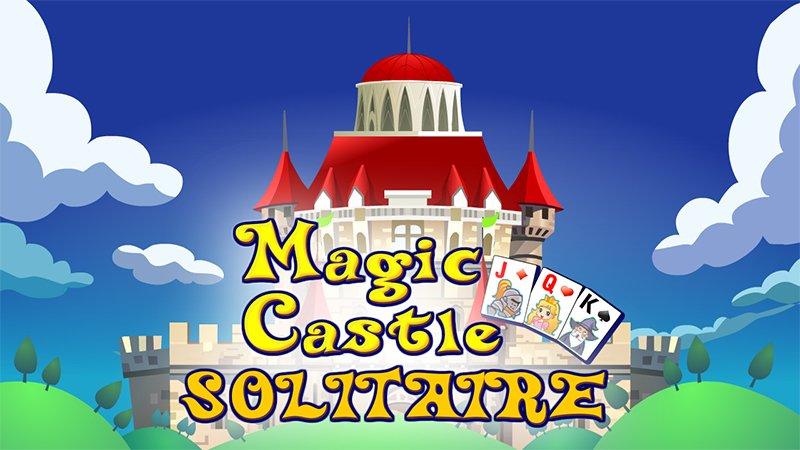 Image Magic Castle Solitaire
