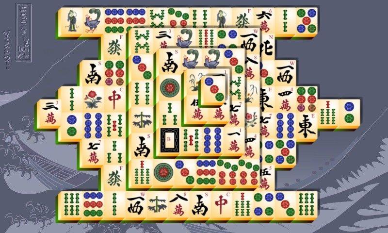 Image Mahjongg Titans