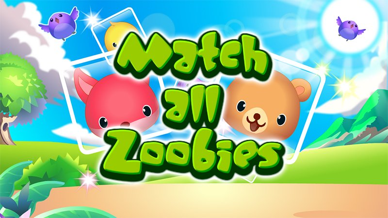 Image Match all Zoobies