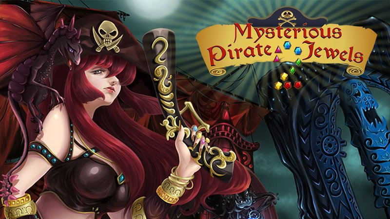 Image Mysterious Pirate Jewels 2