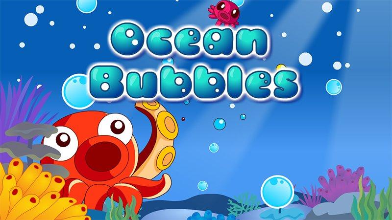 Image Ocean Bubbles
