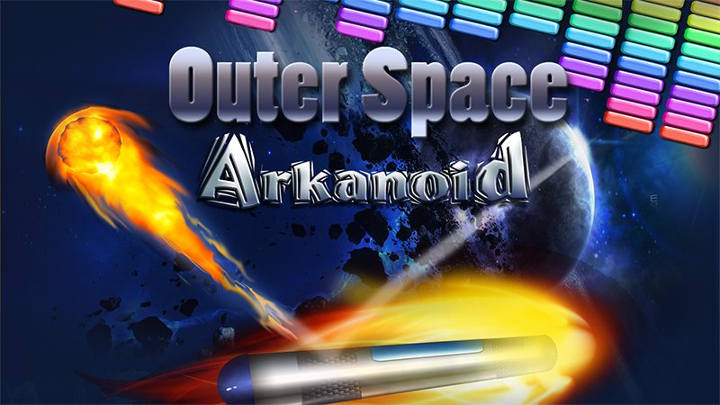 Image Outer Space Arkanoid