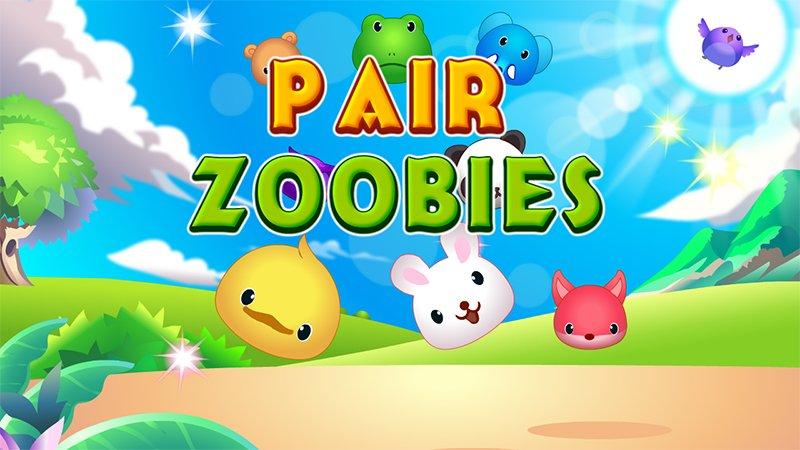 Image Pair Zoobies