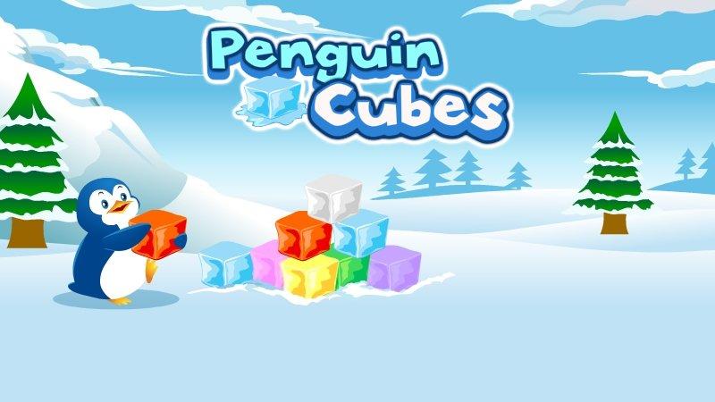 Image Penguin Cubes