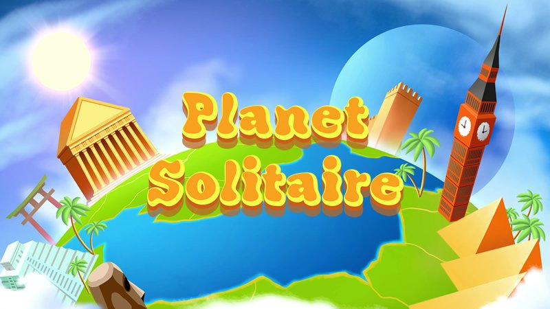 Image Planet Solitaire