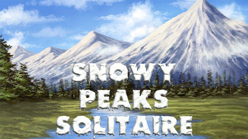 Image Snowy Peaks Solitaire