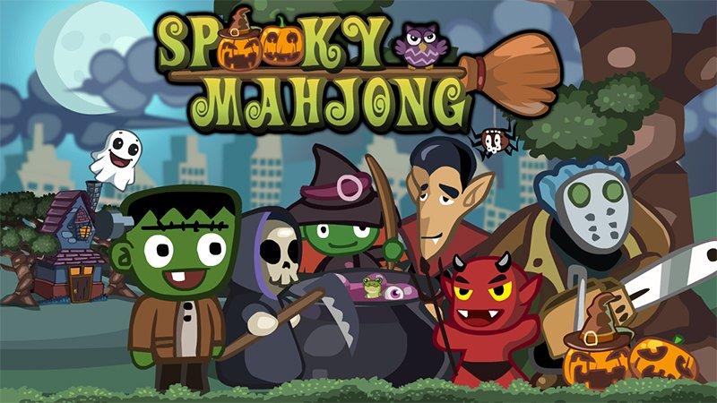 Image Spooky Mahjong