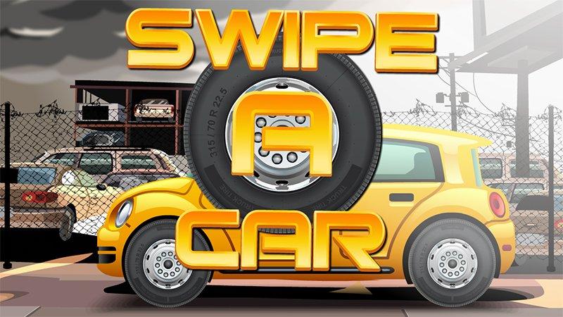 Image Swipe a Car
