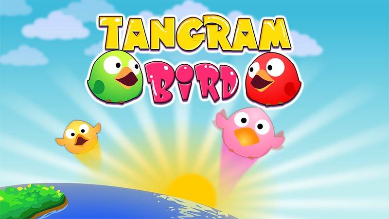 Image Tangram Bird