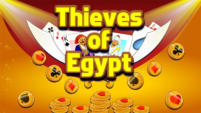 Image Thieves of Egypt