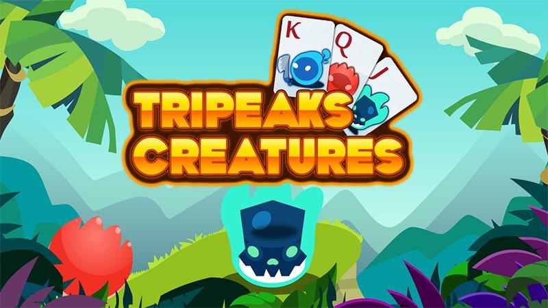 Image Tripeaks Creatures