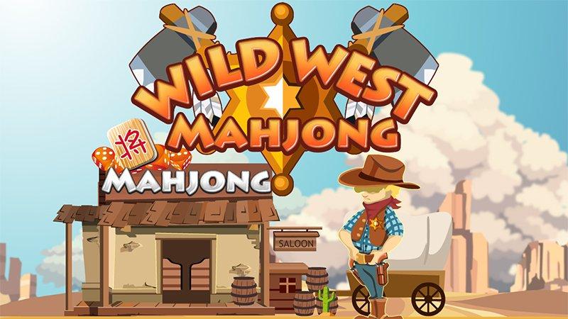 Image Wild West Mahjong