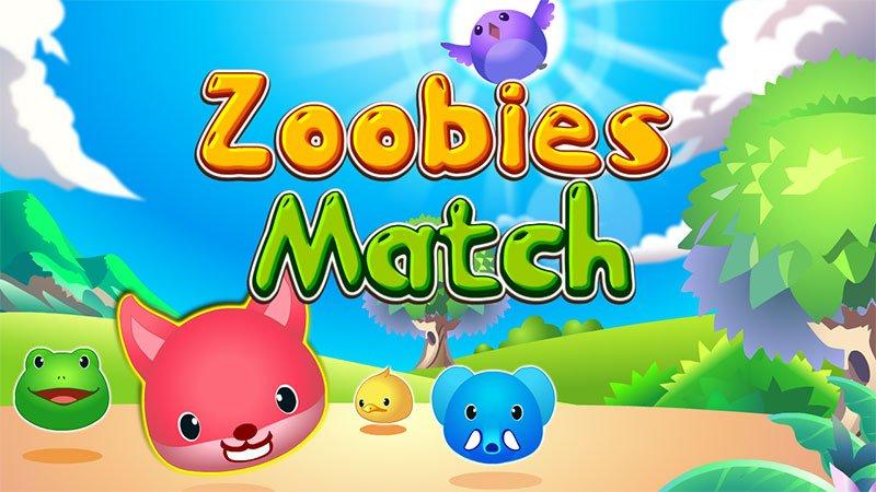 Image Zoobies Match